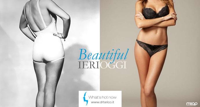 You are currently viewing Come è cambiato il concetto di bellezza femminile
