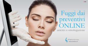 Read more about the article Unicità contro Omologazione. Diffidate dai preventivi on line!