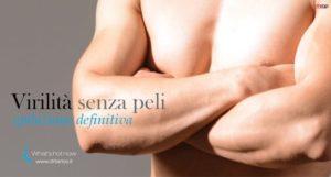 Read more about the article Anche gli uomini vanno pazzi per l'epilazione. Il nuovo concetto di Beauty for men.