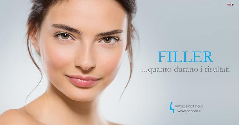 You are currently viewing Filler e acido ialuronico. Quanto durano i risultati?