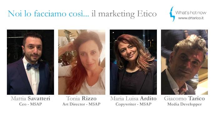Read more about the article Noi lo facciamo così