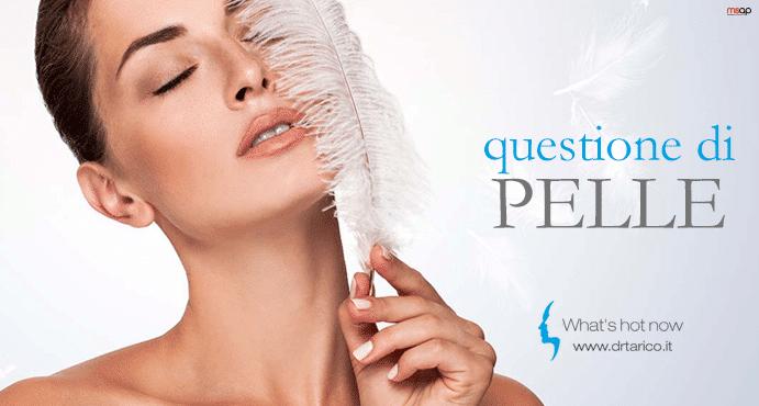 Read more about the article La tua pelle dopo l'estate: life stile e beauty passion. Dalla Biostimolazione al Light-Lifting, dal Filler al Botox.