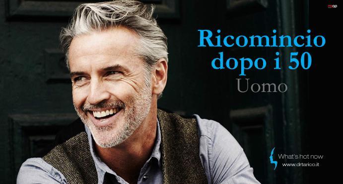 Read more about the article Ricomincio dopo i 50 – Uomo