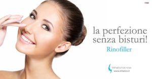 Read more about the article Sta diventando l'appuntamento con la bellezza più celebre del globo: Rinofiller, rifarsi il naso senza bisturi.