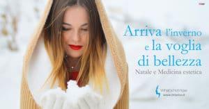 Read more about the article Natale e Medicina estetica: i trattamenti più richiesti prima delle vacanze natalizie