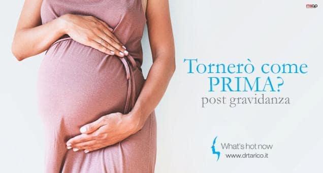 Read more about the article Post gravidanza: tornerò come prima?