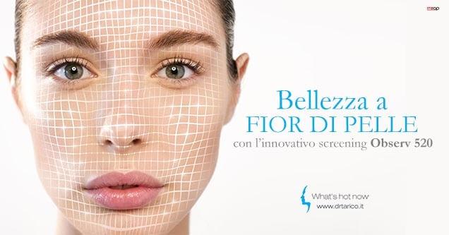 Novità 2020: Observ 520, l'innovativa tecnologia che analizza e studia il viso