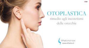 Read more about the article Da 6 anni in su: Otoplastica, l'intervento che rimedia agli inestetismi delle orecchie