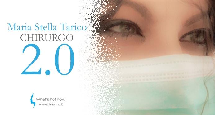 Read more about the article Maria Stella Tarico, Chirurgo Social 2.0