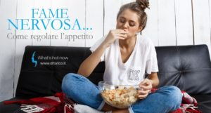 Read more about the article Fame nervosa e comfort food. Come regolare l'appetito?