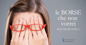 Read more about the article Blefaroplastica senza cicatrici: addio borse sotto gli occhi!
