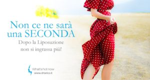 Read more about the article Dopo la Liposuzione non si ingrassa più!