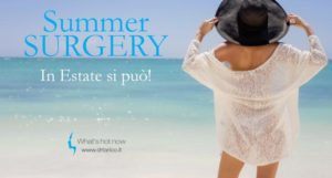 Read more about the article Summer surgery: in estate si può!