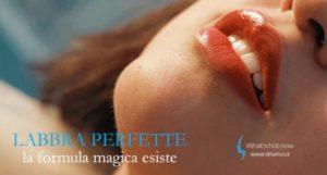 Read more about the article Labbra perfette? La formula magica esiste.