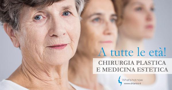 Read more about the article Chirurgia Plastica e Medicina Estetica, generazioni a confronto