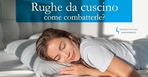 Read more about the article Rughe da cuscino: come combatterle?