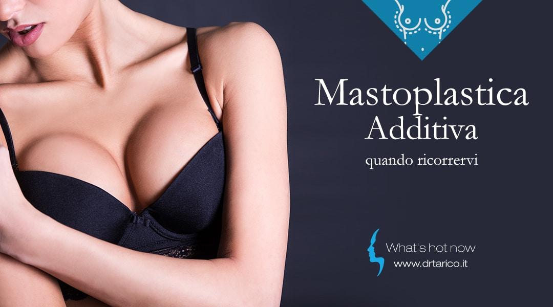Read more about the article Come va fra te… e il tuo seno? Mastoplastica additiva, quando ricorrervi