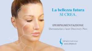 Read more about the article È già settembre: SOS iperpigmentazione, focus sulla pelle!